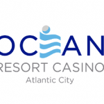 Das Logo des Ocean Resort Casinos in Atlantic City.