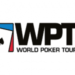 Das Logo der Pokerserie World Poker Tour.