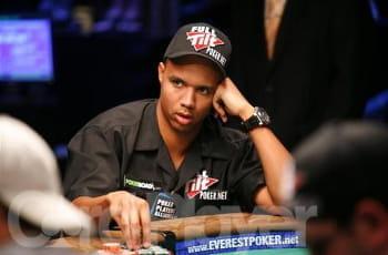 Der weltberühmte Pokerspieler Phil Ivey.