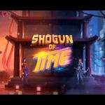 Der neue MG Slot Shogun of Time.