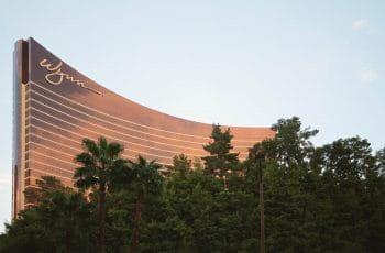 Wynn Resorts-Casino in Las Vegas.