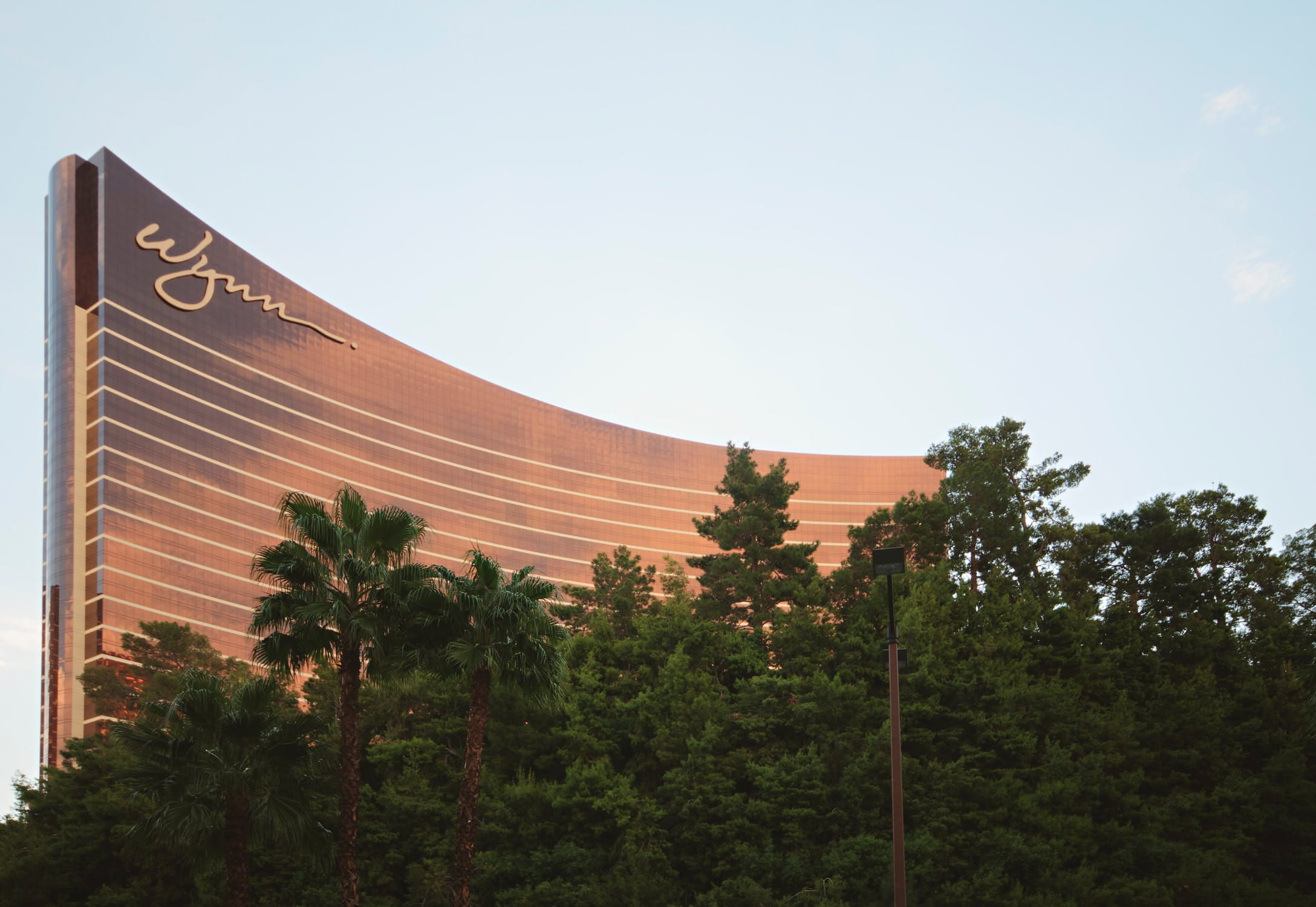 Wynn Resorts-Casino in Las Vegas.