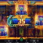 Der neue iSoftBet-Slot Book of Immortals.