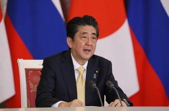 Shinzo Abe, Der japanische Premierminister