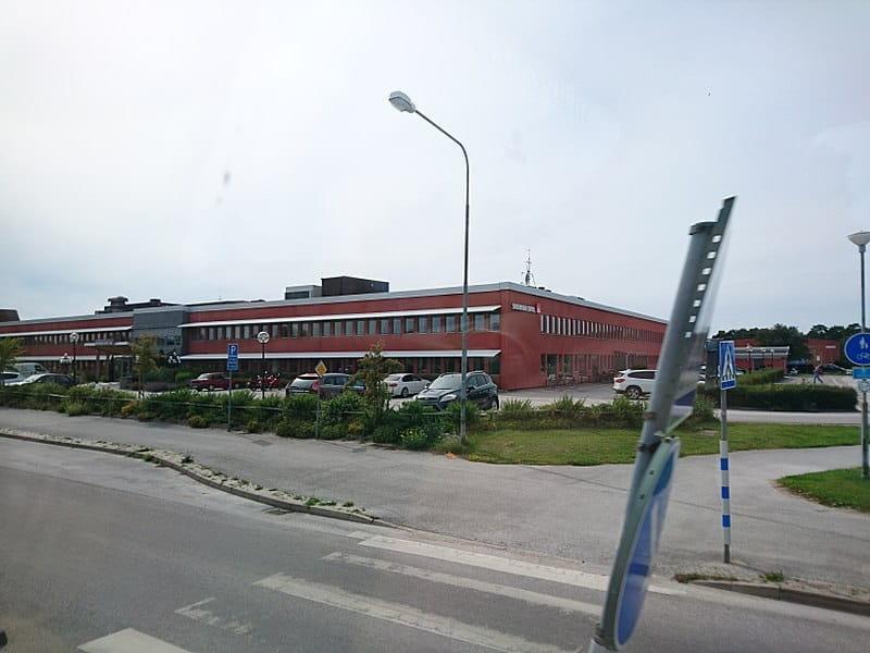 Die Geschäftszentrale des schwedischen Glücksspielanbieters Svenska Spel.