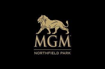 Das neue Logo des neuen MGM Northfield Parks.