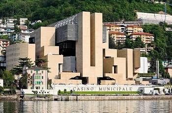 Das Casinó di Campione in Campione d'Italia.