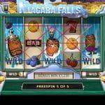 Der neue Slot Niagara Falls von Yggdrasil und Northern Lights.