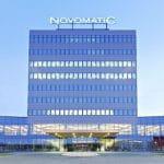 Der Hauptsitz der Novomatic AG in Gumpoldskirchen.