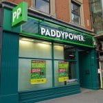 Eine Paddy Power-Filiale in London.