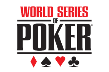 Das Logo der World Series of Poker (WSOP)