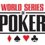 Das Logo der World Series of Poker (WSOP).