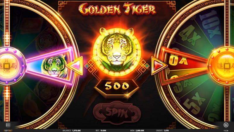 Golden Tiger Casino Auszahlung