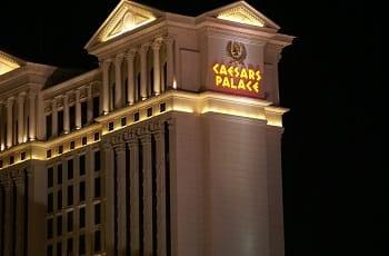 Der Caesars Palace in Las Vegas.
