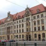 Das Verwaltungsgericht Magdeburg.