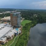 Das Poarch Wind Creek Casino in Alabama.