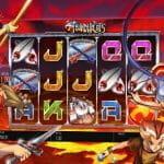 Der neue Blueprint-Slot Thundercats: Reels of Thundera.