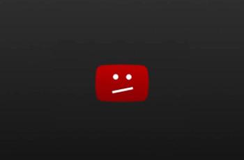 Das bekannte Youtube-Sperrsymbol.
