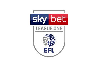 Die EFL-, League One- und SkyBet-Logos.