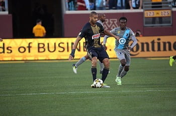Ein Spiel des MLS-Klubs Philadelphia Union.