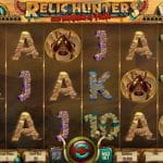 Der neue Wazdan-Slot Relic Hunters and the Book of Faith.