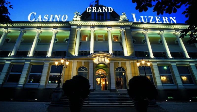 Casino Palace Luzern