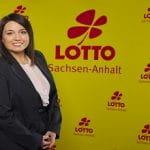 Die Lotto-Chefin Maren Sieb (Sachsen-Anhalt) im Portrait.