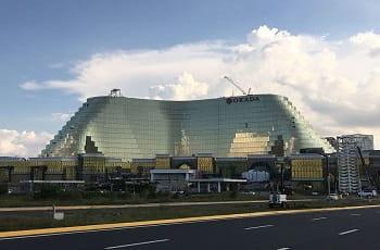 Das Okada Manila Casino Resort.