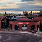 Ein Blick auf das Wildwood Casino in Colorado, USA.