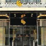Eingang des Casinos Zürichsee.