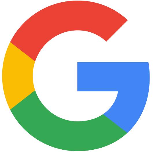 Das Logo von Google.