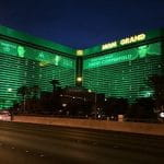 Das MGM Grand in Las Vegas.