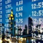 Ein Börsenchart zeigt aktuelle Trends.