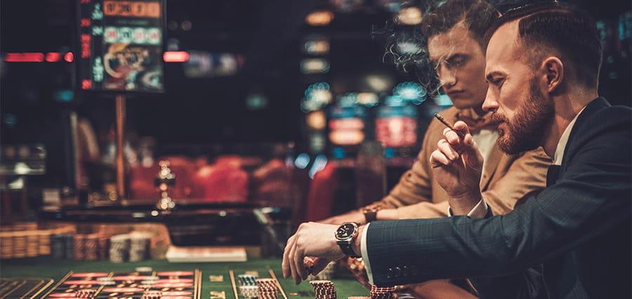 Casino Glückspieler