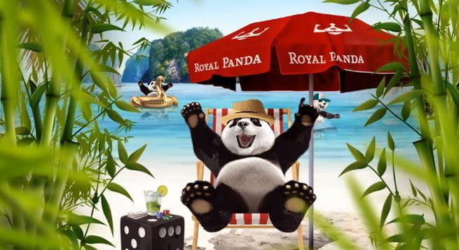 Royal Panda Sommerglück Aktion.