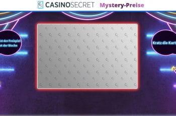 Mystery Preise im CasinoSecret