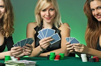 Pokerspielerinnen