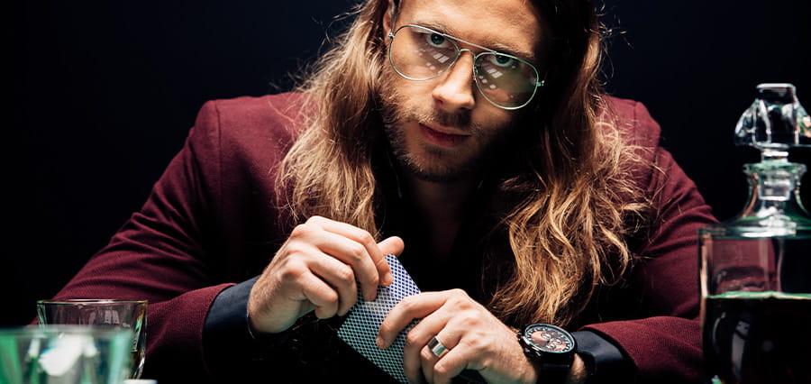 Die Geschichte eines Pokergenies