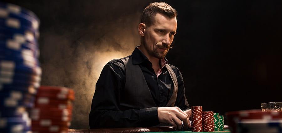 Das Leben eines Pokerspielers
