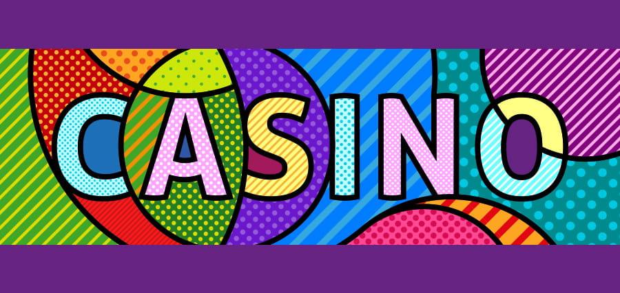 Kunst in Casinos