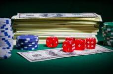 Geldwäsche im Casino