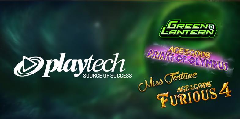 Liste der besten Playtech Slots