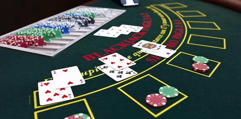 Aturan kompetisi blackjack