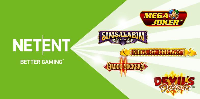 Slot NetEnt RTP terbaik