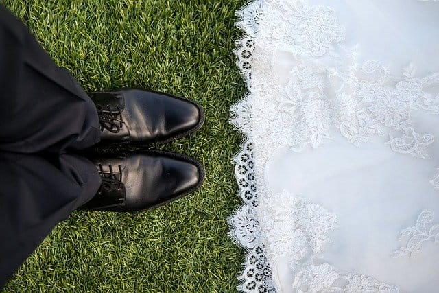 Brautpaar.