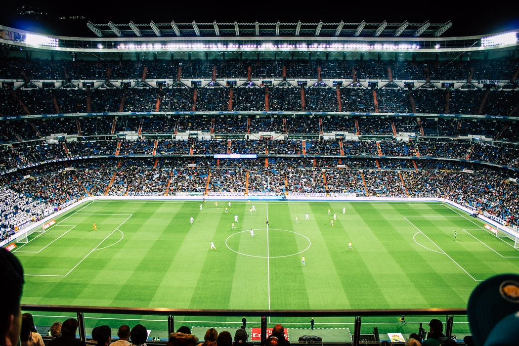 Gejubelt wird bei einem Sportwetten-Erfolg nicht nur in einem Stadion.